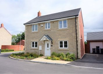 Thumbnail 3 bed detached house for sale in Lopes Close, Melksham