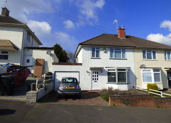 Thumbnail 3 bed semi-detached house to rent in Warmington Road, Bristol