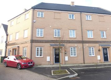 Thumbnail 3 bed town house to rent in Wilderness Road, Costessey, Norwich