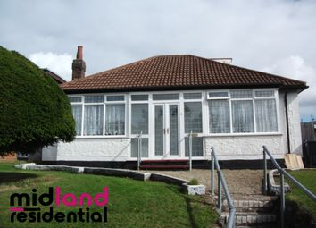 Thumbnail 4 bed detached bungalow for sale in Walsall Road, Great Barr