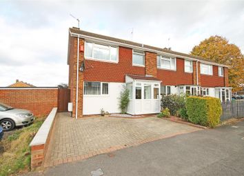 Thumbnail 3 bed end terrace house to rent in Howard Avenue, Aylesbury