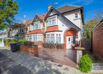 Thumbnail 4 bed end terrace house to rent in Woodlands Avenue, London