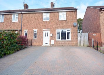 Thumbnail 2 bed semi-detached house to rent in Coronation Avenue, Shildon