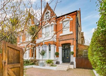 Thumbnail 5 bed property for sale in Chiswick Lane, London