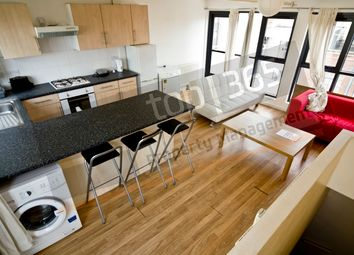 Thumbnail 6 bed flat to rent in Clinton Terrace, Derby Road, Nottingham