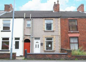 Thumbnail 2 bed terraced house for sale in Chatsworth Road, Chesterfield, Derbyshire