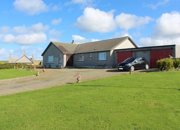 Thumbnail 4 bed detached bungalow for sale in Quoyloo, Orkney