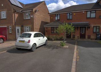 Thumbnail 3 bed town house for sale in Trent Avenue, Leicester