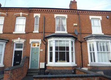 Thumbnail 3 bedroom terraced house for sale in Park Hill Road, Harborne, Birmingham