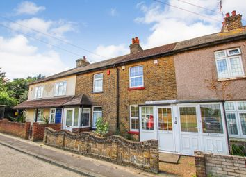 Thumbnail 2 bed terraced house to rent in New Cottages, Wennington Road, Rainham, Essex
