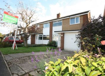 Thumbnail 3 bed semi-detached house to rent in Mardale Crescent, Lymm