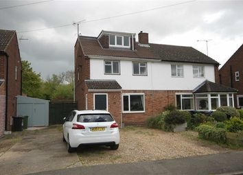 Thumbnail 3 bedroom semi-detached house to rent in Coles Road, Milton, Cambridge