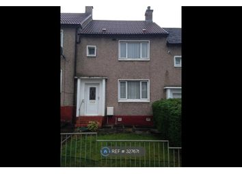 Thumbnail 2 bedroom terraced house to rent in Cuillins Road, Rutherglen, Glasgow