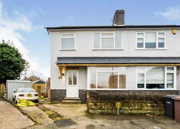Thumbnail 3 bed semi-detached house for sale in Queens Drive, Sandiacre, Nottingham, Nottinghamshire