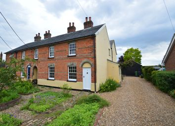 Thumbnail 5 bed end terrace house to rent in Belchamp St Paul, Sudbury, Suffolk