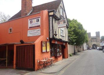 Restaurant/cafe for sale in Church Street, St. Pauls, Canterbury CT1