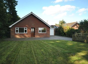 Thumbnail 2 bed detached bungalow to rent in Steel Heath, Whitchurch, Shropshire