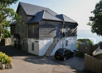 Thumbnail 1 bed flat to rent in St. Ives Road, Carbis Bay, St. Ives