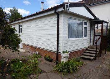 Caravan Park, Station Road, Albrighton, Shropshire WV7. 1 bed mobile/park home