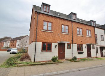 Thumbnail 3 bed end terrace house for sale in Peggs Way, Limes Park, Basingstoke