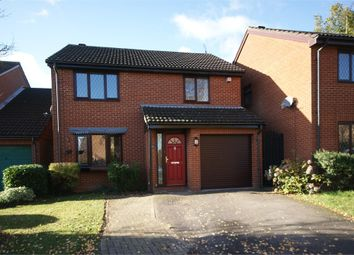Thumbnail 4 bedroom detached house to rent in Marefield, Lower Earley, Reading, Berkshire