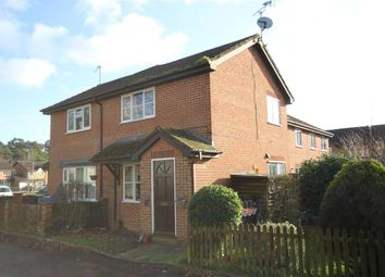 Thumbnail 1 bed terraced house for sale in Mornington Road, Whitehill, Bordon