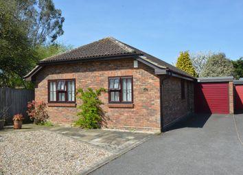 Thumbnail 3 bed detached bungalow for sale in Carlton Close, Chessington, Surrey