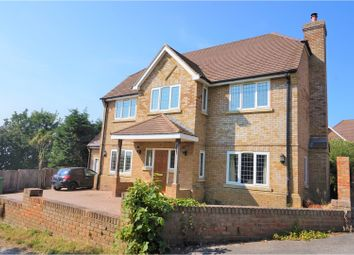 Thumbnail 6 bed detached house for sale in 89 Chequers Road, Minster