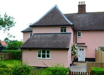 Thumbnail 1 bedroom cottage to rent in Church Farm Green, Fressingfield, Eye