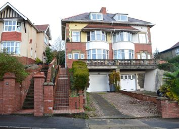 Thumbnail 5 bed semi-detached house for sale in Eversley Road, Sketty, Swansea