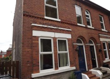 Thumbnail 2 bed end terrace house for sale in The Grove, Stockport, Greater Manchester