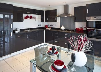 "Thumbnail 4 bed detached house for sale in ""Drumoig"" at Haddington"
