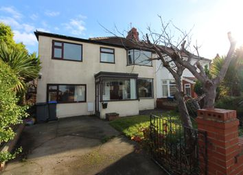 Thumbnail 4 bed semi-detached house to rent in South Parade, Cleveleys