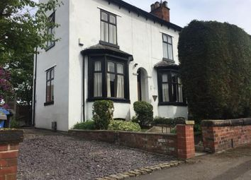 Thumbnail 3 bed end terrace house for sale in Hart Street, Altrincham, Greater Manchester, Manchester