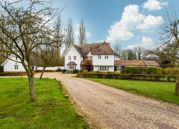 Thumbnail 5 bedroom detached house for sale in St. Katharines Green, Little Bardfield, Braintree, Essex