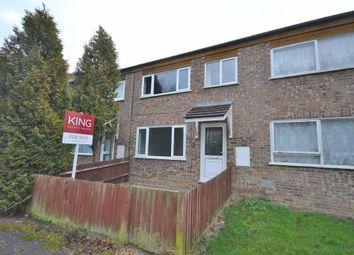 Thumbnail 3 bed terraced house to rent in Kite Hill, Eaglestone, Milton Keynes, Buckinghamshire