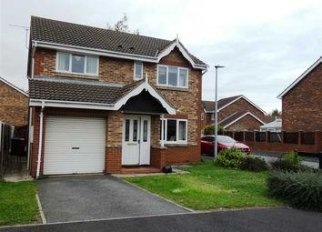 Thumbnail Detached house for sale in Sorrel Way, Scunthorpe