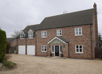 Thumbnail 5 bedroom detached house to rent in The Street, Marham