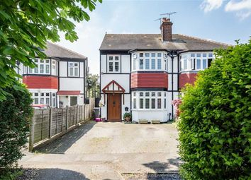 Thumbnail 4 bedroom semi-detached house for sale in Manor Way, London