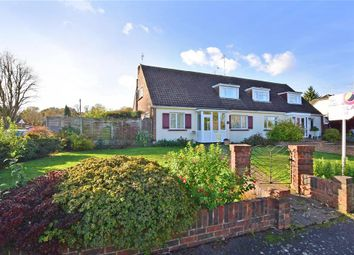 Thumbnail 4 bed semi-detached bungalow for sale in Pear Trees, Ingrave, Brentwood, Essex