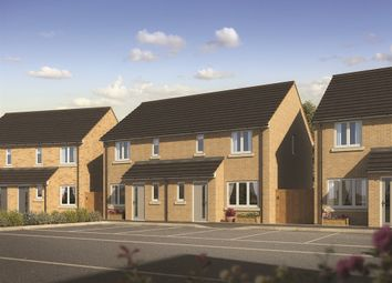 "Thumbnail 3 bed end terrace house for sale in ""The Hanbury"" at Upper Anstey Lane, Alton"