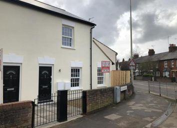 Thumbnail 3 bed end terrace house for sale in Willian Road, Hitchin, Hertfordshire, England