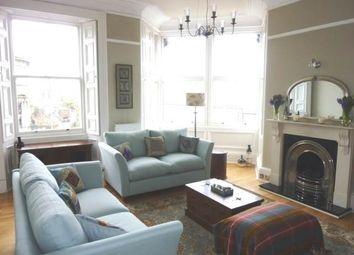 Thumbnail 3 bed flat to rent in Inverleith Terrace, Edinburgh