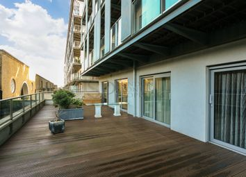 Thumbnail 3 bed flat to rent in West Carriage House, Royal Carriage Mews North, Royal Arsenal Riverside