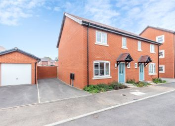 3 bed semi-detached house for sale in Centurion Drive, Kempsey, Worcester, Worcestershire WR5