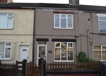 Thumbnail 2 bed terraced house to rent in Sherwood Street, Newton, Alfreton