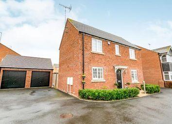 Thumbnail 4 bedroom detached house for sale in Harris Close, Newton Leys, Bletchley, Milton Keynes