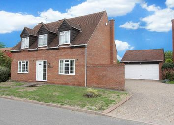 Thumbnail 4 bed detached house for sale in Brockhurst Lane, Monks Kirby, Rugby