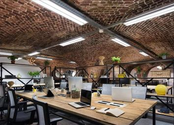Thumbnail Serviced office to let in Porters Walk, London