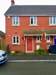 Thumbnail 2 bed end terrace house for sale in St Johns Close, Tiverton